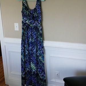 💢Nice AB Studio Sleeveless Maxi Dress